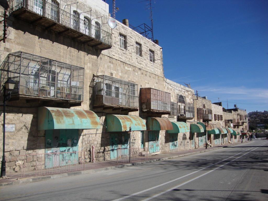 2. De spookstad Hebron