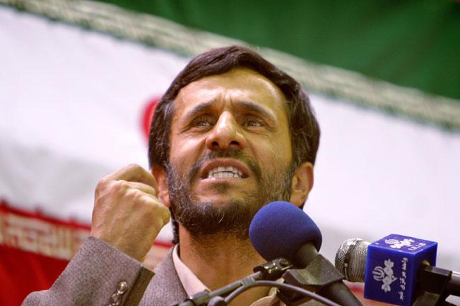 Stop het kernprogramma van Iran