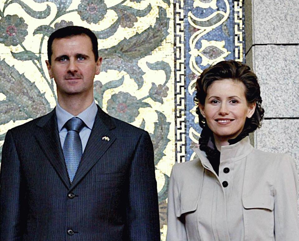 President Assad van Syrie is nog aan de macht. Voor hoelang?