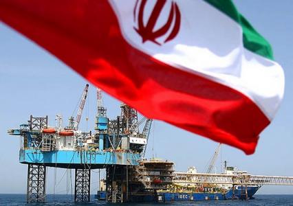 Syrië - Pars-gasveld in de Perzische Golf