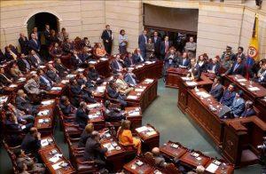 De Colombiaanse senaat