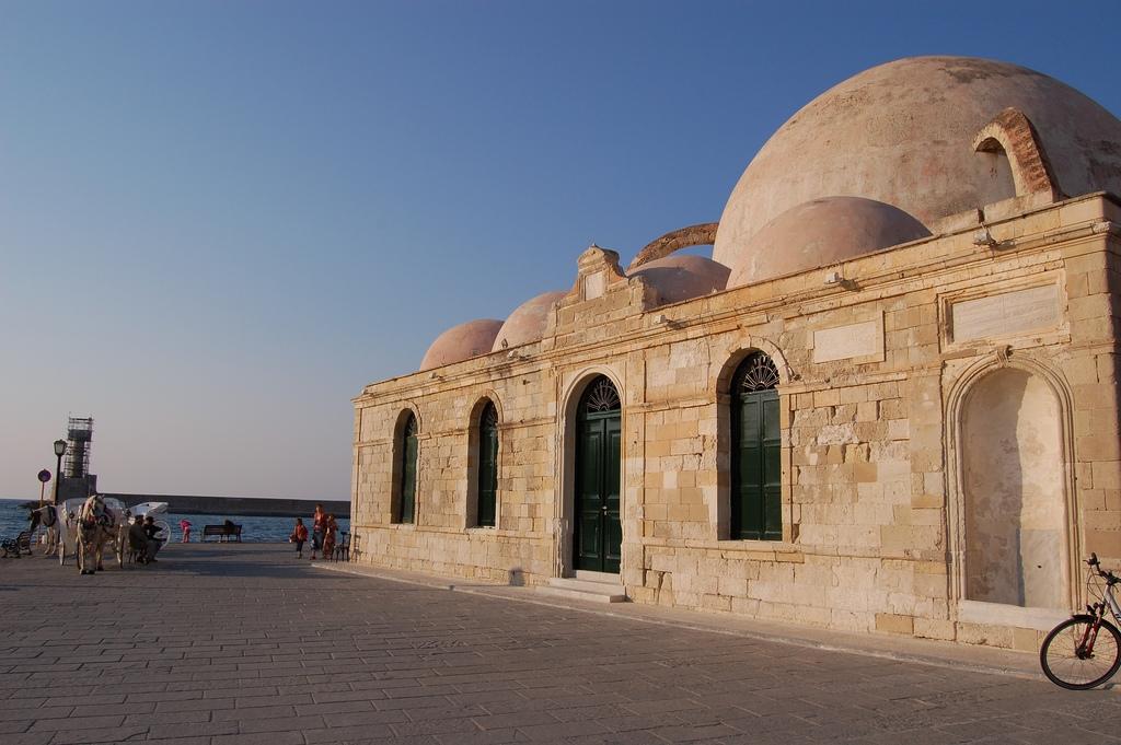 Athene moet moskee bouwen van EU