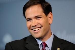 Marco Rubio, senator voor Florida, wordt door sommigen reeds als Republikeinse presidentskandidaat getipt. Als zoon van een Cubaanse moeder zou hij in staat zijn meer spaanstalige kiezers aan te spreken.