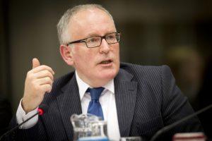 minister Timmermans