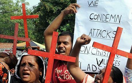 Christenen Pakistan wel risicogroep