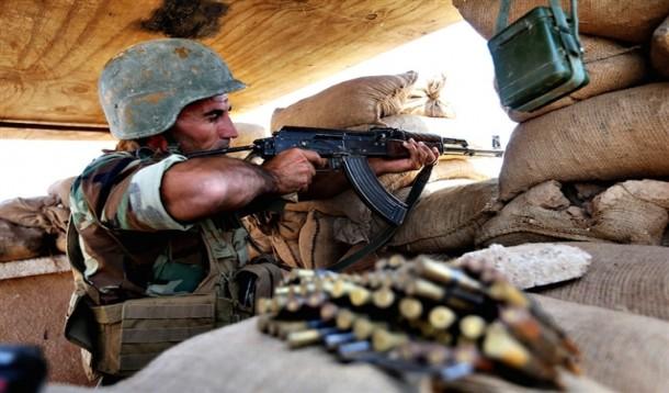 'Werk samen met Koerden om minderheden Irak te helpen'