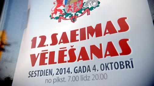 'Pro-Russische' sociaaldemocraten winnen verkiezingen Letland