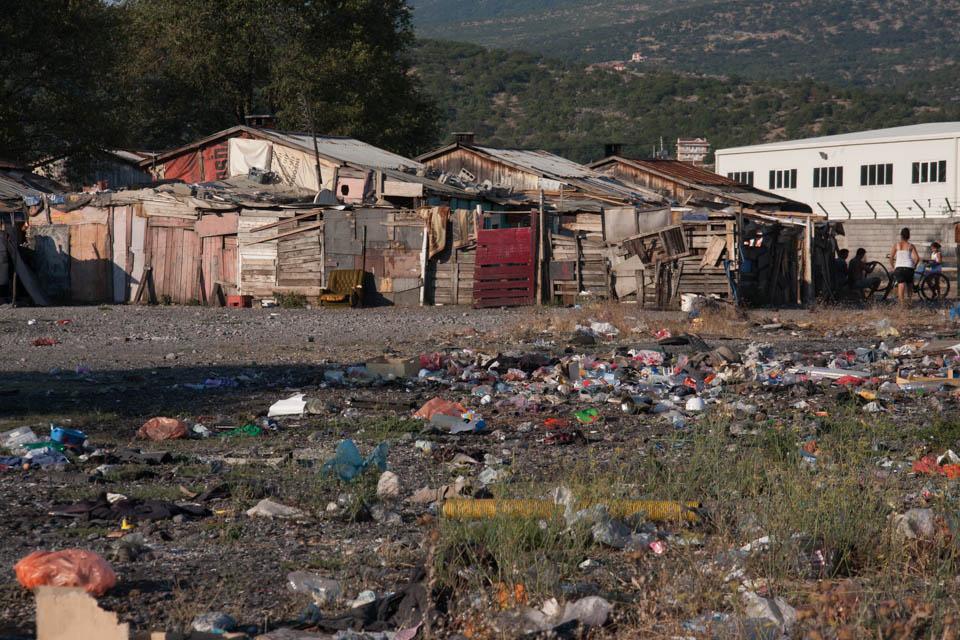 Leven op de vuilnisbelt in Montenegro (fotoserie)