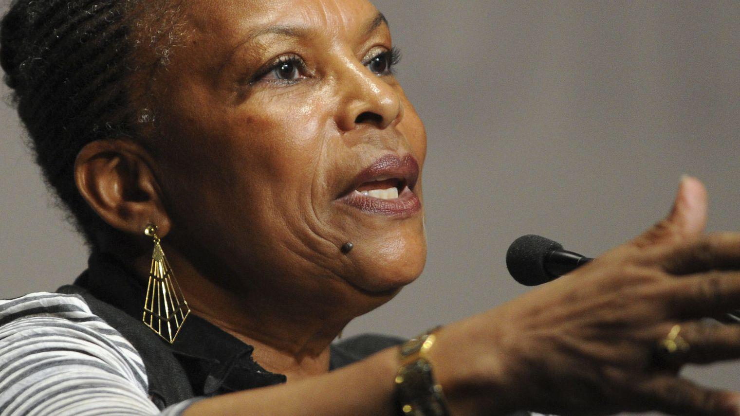 Christiane Taubira: solidair met terroristen met dubbele nationaliteit