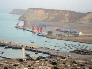 China wil een veilige transportroute door Pakistan naar de haven van Gwadar (foto: J. Patrick Fisher).