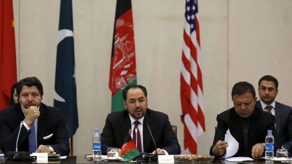 Amerikaanse betrokkenheid frustreert vredesonderhandelingen Afghanistan