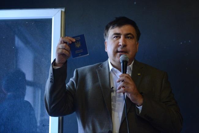 Georgië verzoekt Polen om uitlevering Saakasjvili