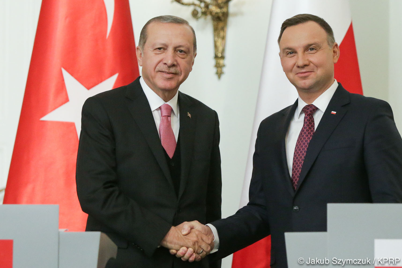 Polen steunt EU-lidmaatschap Turkije