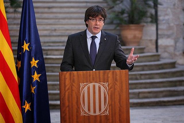 De curieuze onafhankelijkheid van Catalonië en de EU