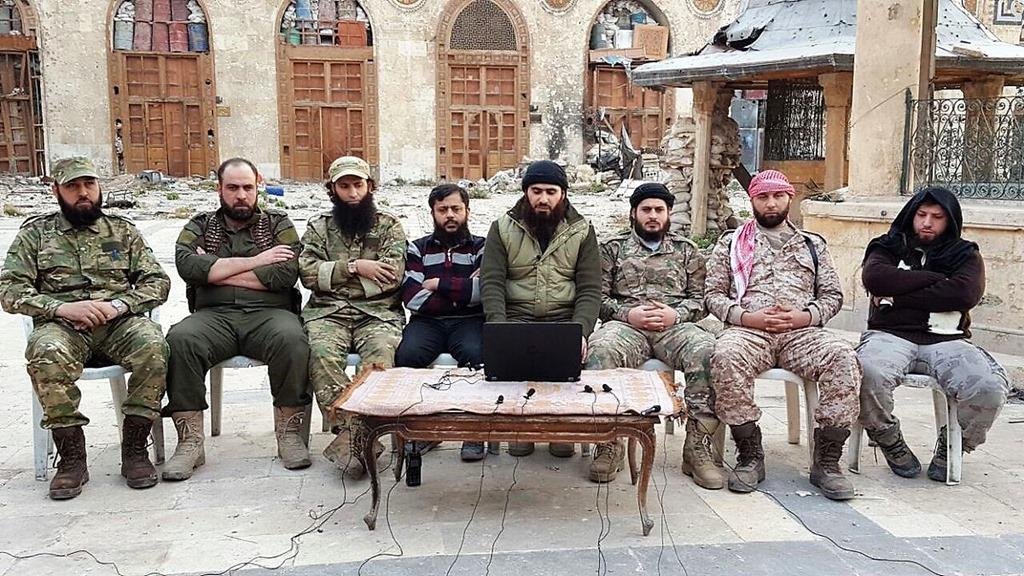 Britse regering financiert Syrische terroristen