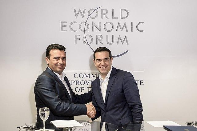 Referendum over nieuwe naam Macedonië