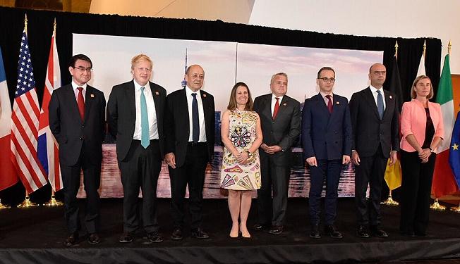 G7 wordt geen G8: Heiko Maas breekt met Ostpolitik SPD