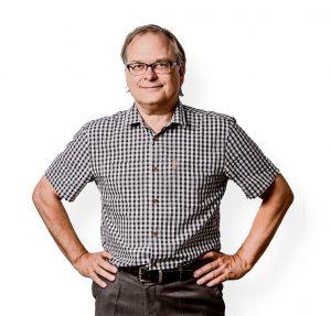 NRC Ombudsman Sjoerd de Jong