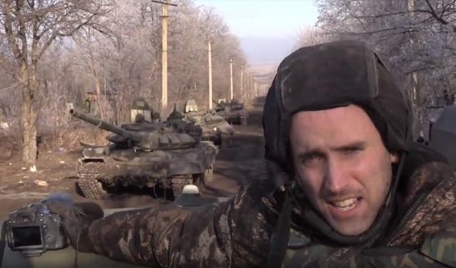 De omvang van de Russische aanwezigheid in Donbass