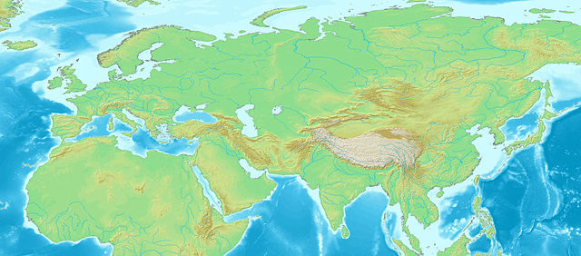 """""""Een sterke plaats voor de Lage Landen in het Verre Westen van Eurazië"""""""