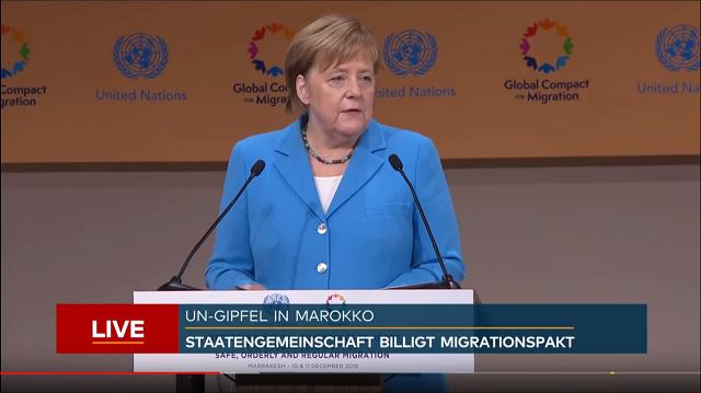 Duitsland is geen Frankrijk, maar Merkel speelt met vuur