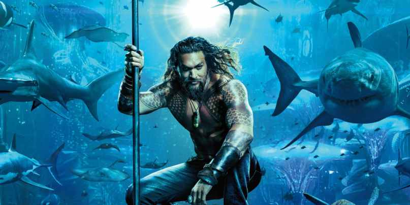Aquaman – heerlijk tenenkrommende B-film met groot budget