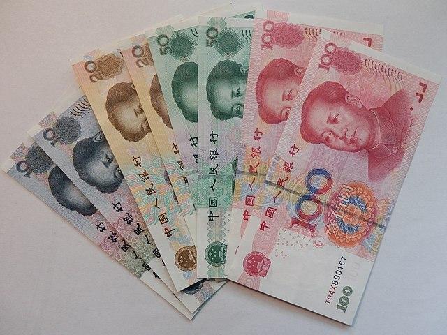 Chinese centrale bank: Bedrijven verplicht contant geld aan te nemen