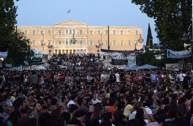 Griekenland trekt leeg en vergrijst, nieuwe bailout kwestie van tijd