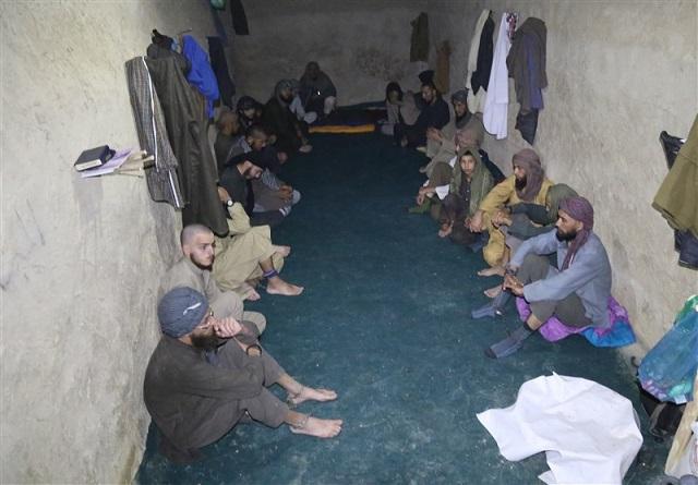'VS bevrijdden IS-strijders uit Taliban-gevangenis'