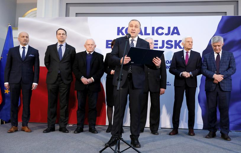 Poolse oppositie neemt gezamenlijk aan Europese verkiezingen deel