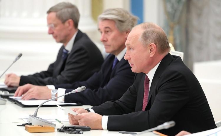 'Duitse economie leed al 100 miljard euro schade door sancties tegen Rusland'