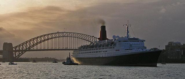 De vuile oorlog tegen cruiseschepen