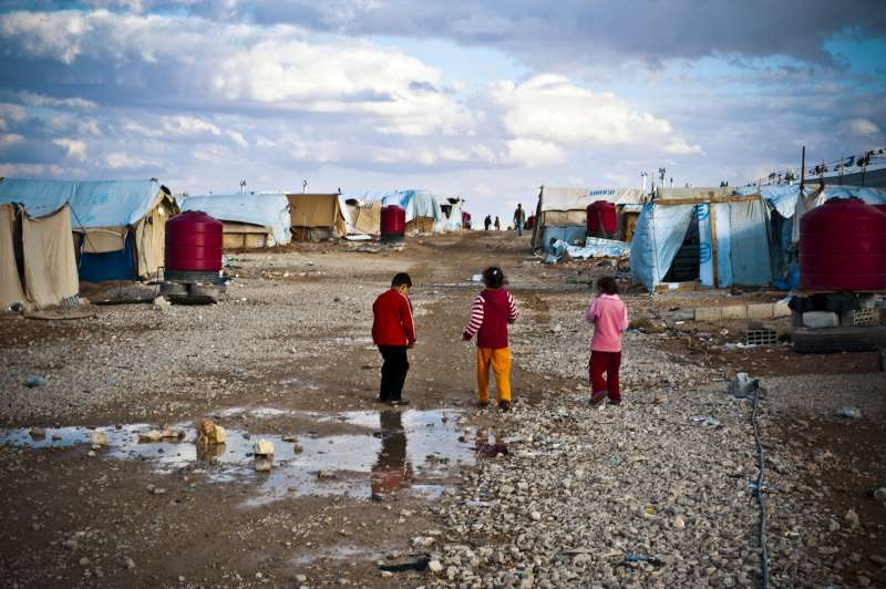 VS bekommeren zich niet om mensenrechten in bezet Syrië