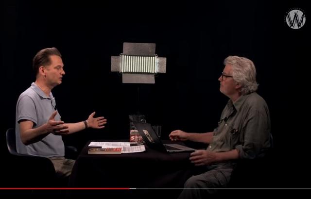 Eric van de Beek bij Café Weltschmerz over The Hague Invasion Act