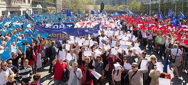 #EP2019 Demonisering eurosceptici onderstreept: EU niet van binnenuit hervormbaar