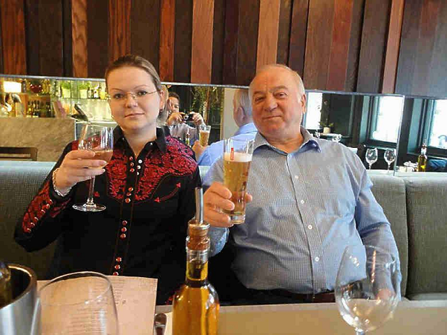 Sergej Skripal – Een toevallige vondst