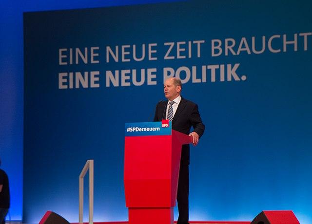 Duitse regering, media en filmindustrie slaan wild om zich heen
