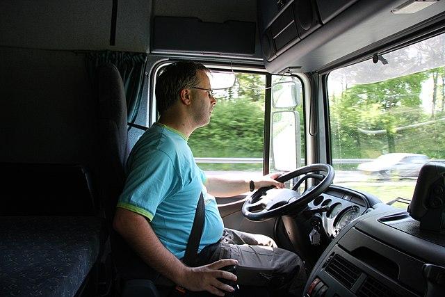 Het vrije verkeer en de uitbuiting van vrachtwagenchauffeurs