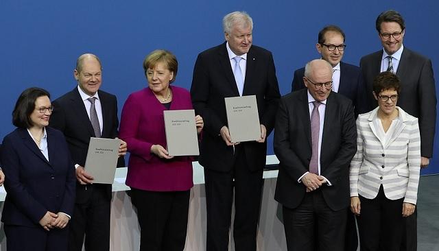 Coalitie op sterven na dood – Insiders geven Merkel tot herfst