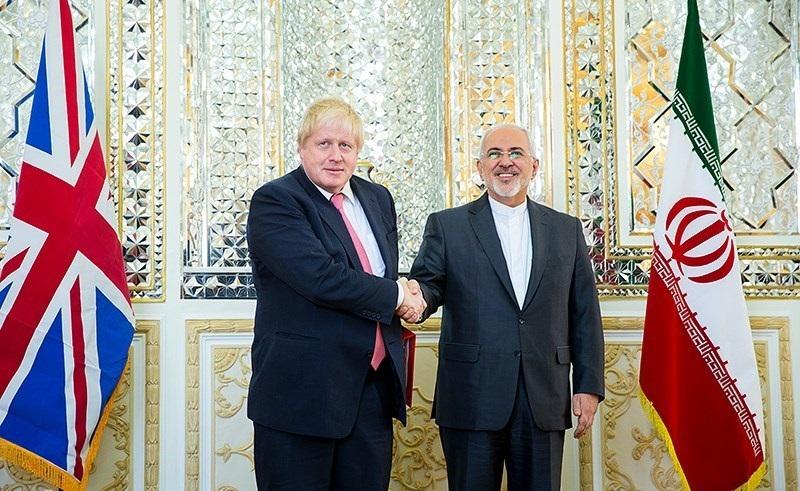 Olietanker – Wat Little Britain kan, kan Iran ook