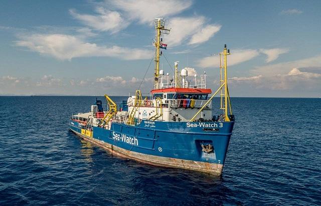 Sea Watch heeft recht noch moraal aan haar zijde