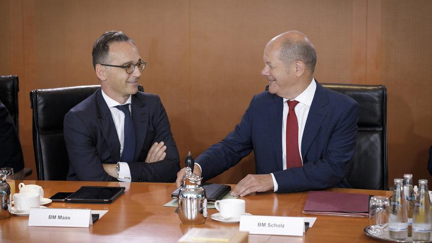 Voormalige volkspartijen SPD en CDU brengen geen staatslieden voort