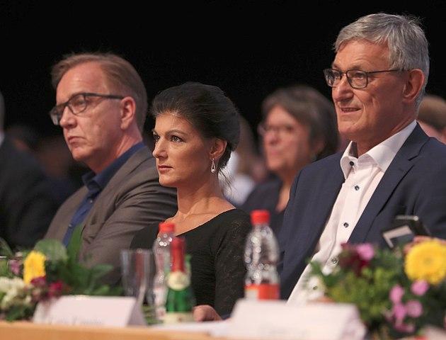 Wagenknecht kritisch over omgang Die Linke met AfD-kiezers