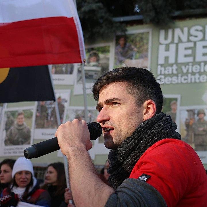 Identitaire Beweging vooralsnog niet verboden in Oostenrijk