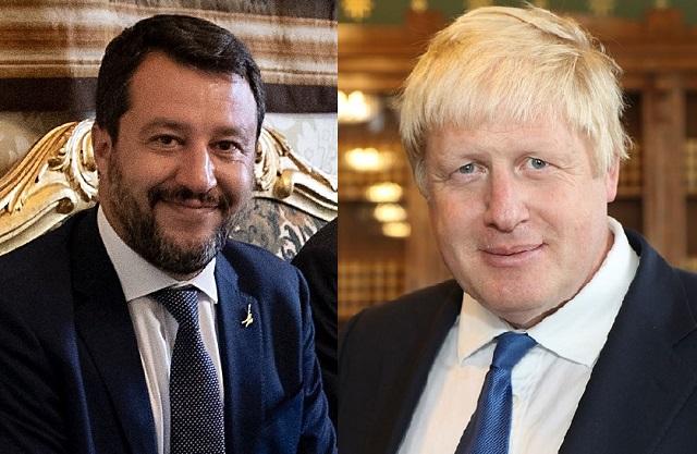 Eurofielen in Engeland en Italië schermen met 'democratie', maar deinzen terug voor verkiezingen