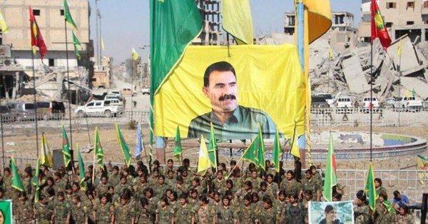 Syrië, Turkije, dubbelhartige NAVO en heilig verklaarde YPG