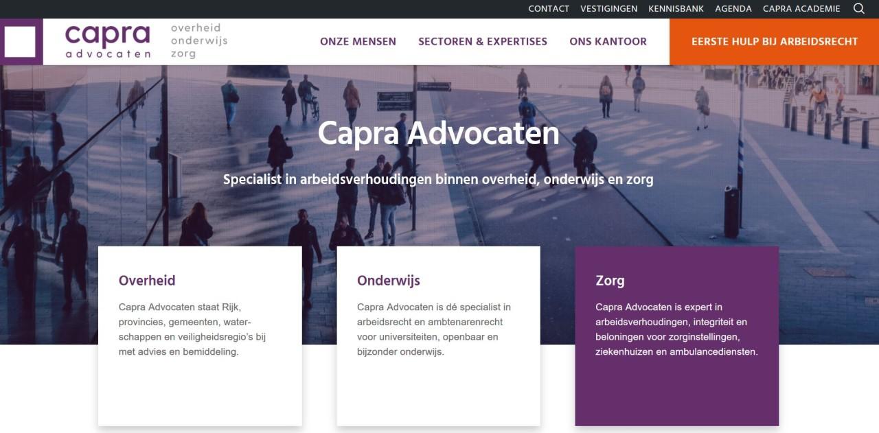 Paul van Buitenen: CAPRA-advocaten en de korpschef
